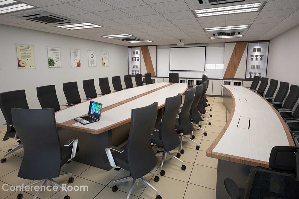 30-seater Conference Room