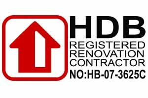 HDB REGISTERED RENOVATION CONTRACTOR